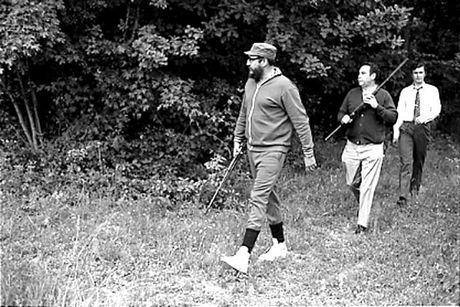 Hinh anh dang nho ve lanh tu Cuba Fidel Castro - Anh 1