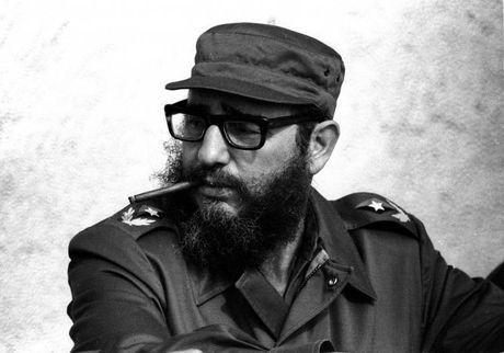 Hinh anh dang nho ve lanh tu Cuba Fidel Castro - Anh 3