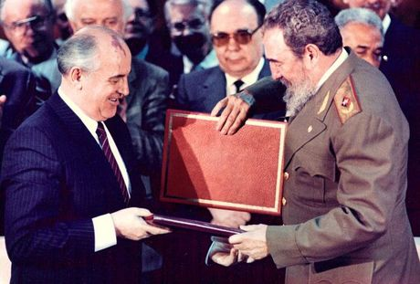 Hinh anh dang nho ve lanh tu Cuba Fidel Castro - Anh 4