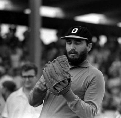 Hinh anh dang nho ve lanh tu Cuba Fidel Castro - Anh 5