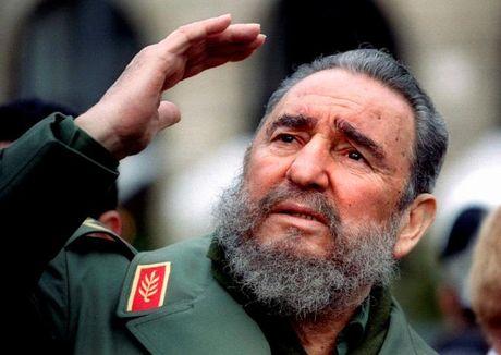 Hinh anh dang nho ve lanh tu Cuba Fidel Castro - Anh 7