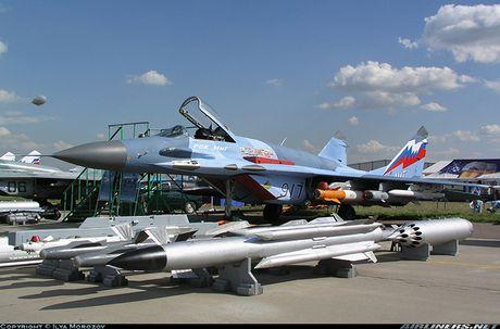Tuong tan huyen thoai tiem kich MiG-29 do Ivan Mikoyan sang che - Anh 12
