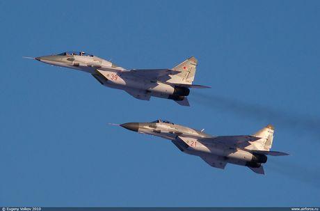 Tuong tan huyen thoai tiem kich MiG-29 do Ivan Mikoyan sang che - Anh 1
