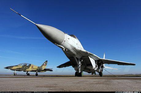 Tuong tan huyen thoai tiem kich MiG-29 do Ivan Mikoyan sang che - Anh 5