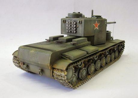 Giai ma lai lich bi an xe tang KV-5 cua Lien Xo - Anh 10