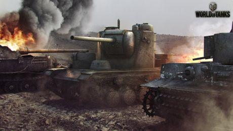 Giai ma lai lich bi an xe tang KV-5 cua Lien Xo - Anh 12