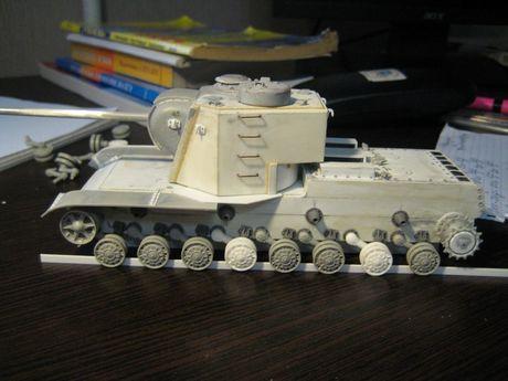 Giai ma lai lich bi an xe tang KV-5 cua Lien Xo - Anh 13
