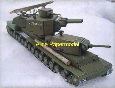 Giai ma lai lich bi an xe tang KV-5 cua Lien Xo - Anh 14