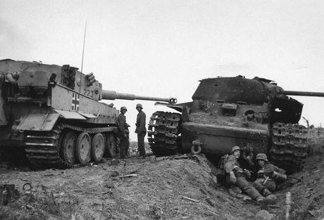 Giai ma lai lich bi an xe tang KV-5 cua Lien Xo - Anh 17