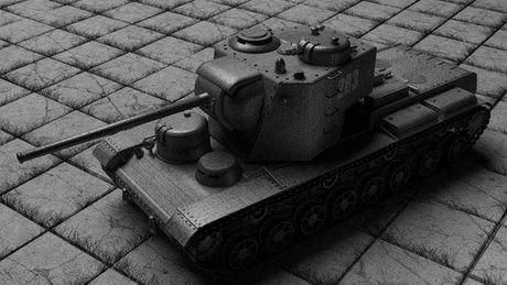 Giai ma lai lich bi an xe tang KV-5 cua Lien Xo - Anh 1