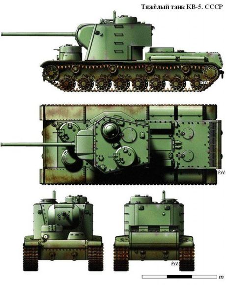 Giai ma lai lich bi an xe tang KV-5 cua Lien Xo - Anh 2