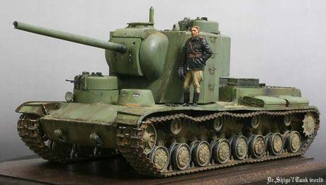 Giai ma lai lich bi an xe tang KV-5 cua Lien Xo - Anh 5