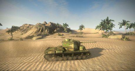 Giai ma lai lich bi an xe tang KV-5 cua Lien Xo - Anh 6