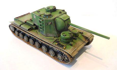 Giai ma lai lich bi an xe tang KV-5 cua Lien Xo - Anh 9