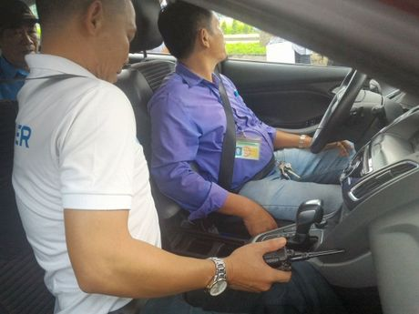 Chuong trinh dao tao Ford Driving Skills dien ra tai Tp. HCM - Anh 9
