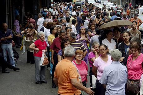 Venezuela: Nguy co chim sau vao khung hoang toan dien - Anh 1