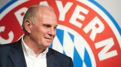 Man han tu, Hoeness tro lai Bayern Munich - Anh 1