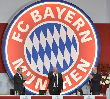 Man han tu, Hoeness tro lai Bayern Munich - Anh 2
