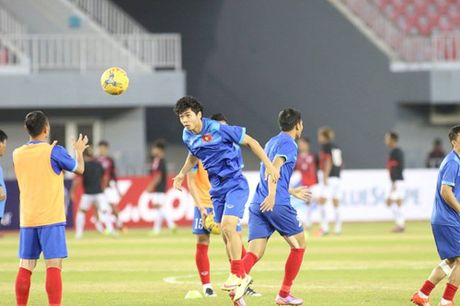 TRUC TIEP AFF Cup 2016: Dinh Luat bi phat the do - Anh 6