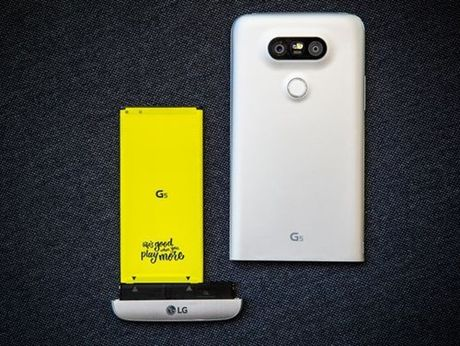 LG G6 cung co the thao roi pin - Anh 1