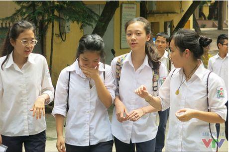 Thi THPT Quoc gia: Lo lang voi bai thi mon Giao duc cong dan - Anh 2