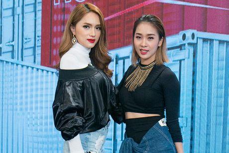 Huong Giang Idol tham gia The Remix, hy vong duoc dau voi Bao Thy - Anh 1