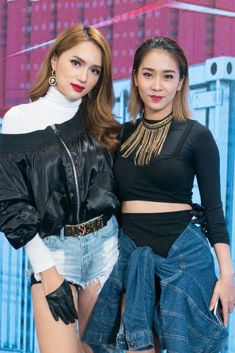 Huong Giang Idol tham gia The Remix, hy vong duoc dau voi Bao Thy - Anh 2
