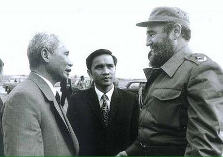 "Nghe ""con nuoi Fidel"" ke chuyen - Anh 2"