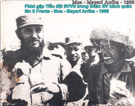 "Nghe ""con nuoi Fidel"" ke chuyen - Anh 3"