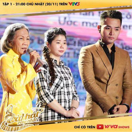 """Sing My Song"" tap 2: Cho dot pha moi cho ""Nguoi hat dung nghia"" - Anh 1"