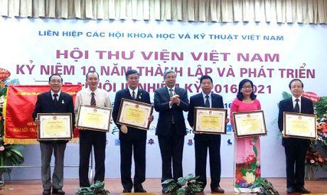 Tiep tuc nang cao vi the cua Hoi Thu vien Viet Nam - Anh 2