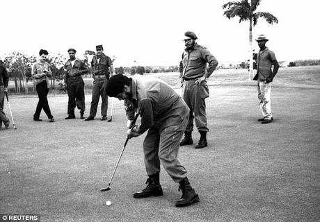 So thich dac biet it nguoi biet cua huyen thoai lanh dao Cuba Fidel Castro - Anh 2