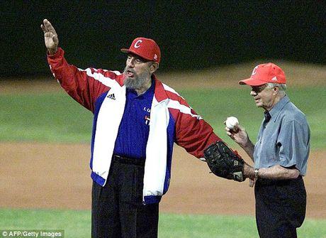So thich dac biet it nguoi biet cua huyen thoai lanh dao Cuba Fidel Castro - Anh 5