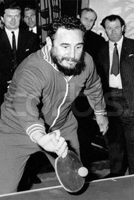 So thich dac biet it nguoi biet cua huyen thoai lanh dao Cuba Fidel Castro - Anh 6