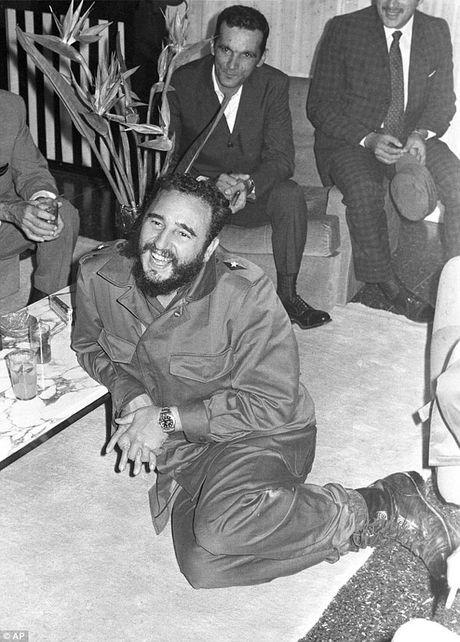 So thich dac biet it nguoi biet cua huyen thoai lanh dao Cuba Fidel Castro - Anh 7
