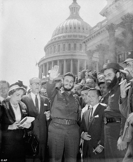 So thich dac biet it nguoi biet cua huyen thoai lanh dao Cuba Fidel Castro - Anh 8