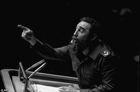 So thich dac biet it nguoi biet cua huyen thoai lanh dao Cuba Fidel Castro - Anh 9