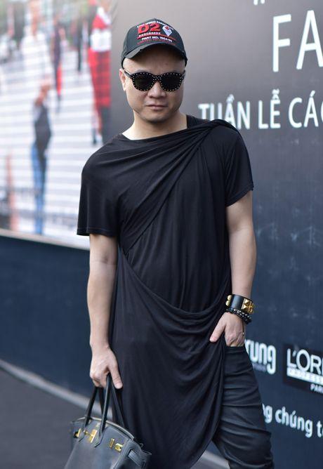 A hau Thuy Dung sac sao bat ngo, HH Jolie Nguyen nong bong - Anh 11