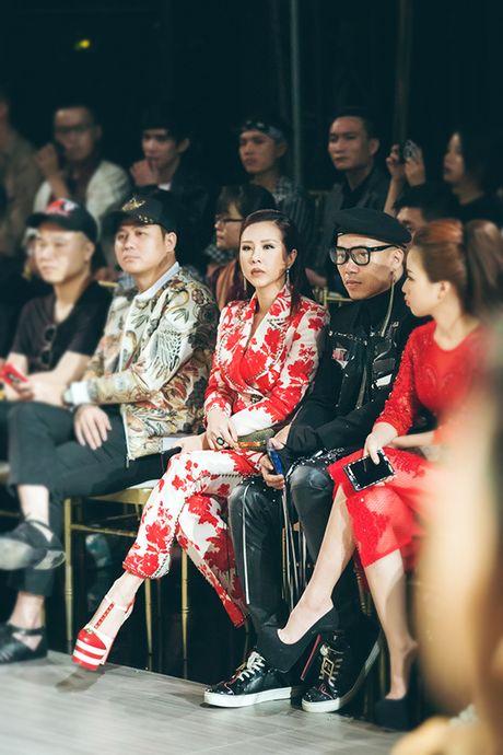 A hau Thuy Dung sac sao bat ngo, HH Jolie Nguyen nong bong - Anh 12
