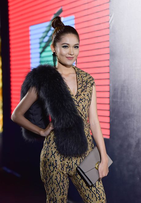 A hau Thuy Dung sac sao bat ngo, HH Jolie Nguyen nong bong - Anh 1