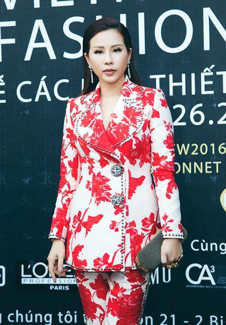 A hau Thuy Dung sac sao bat ngo, HH Jolie Nguyen nong bong - Anh 5
