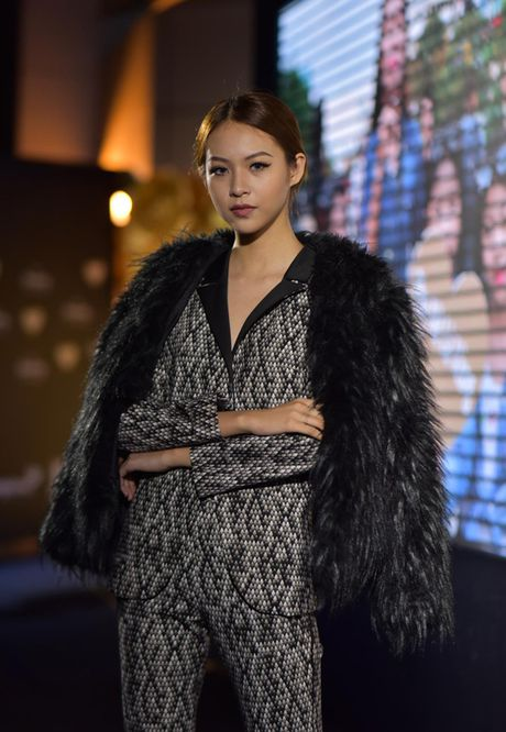 A hau Thuy Dung sac sao bat ngo, HH Jolie Nguyen nong bong - Anh 9