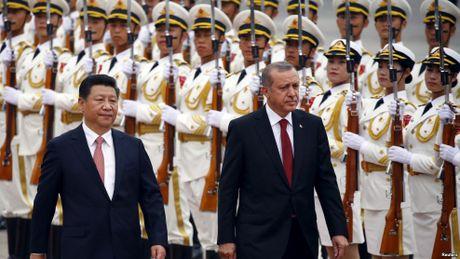 Tho Nhi Ky se bo ca NATO de gia nhap To chuc Hop tac Thuong Hai? - Anh 1