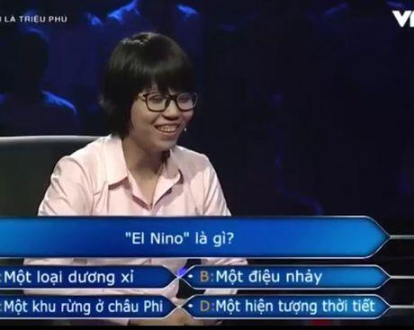 Nu ky su 'mu tit' canh cua va El Nino: Che hay benh? - Anh 1