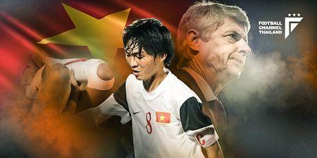 Bao Thai Lan ke kho thay Tuan Anh - Anh 1