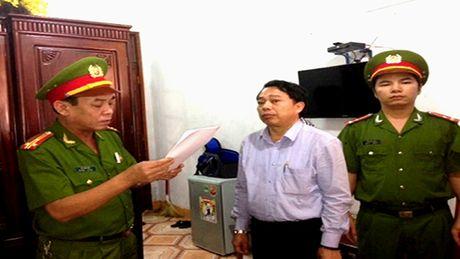Nguyen Chu tich huyen Ky Anh cung dong pham sap hau toa - Anh 1