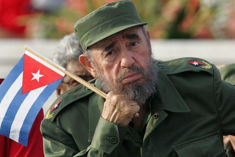 Lanh tu vi dai cua Cuba Fidel Castro qua doi o tuoi 90 - Anh 1