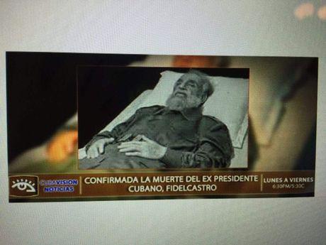 Lanh tu vi dai cua Cuba Fidel Castro qua doi o tuoi 90 - Anh 2