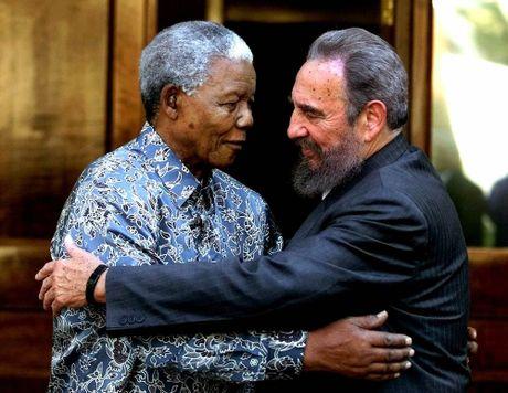 Nhung dieu 'co mot khong hai' gan lien voi lanh tu Fidel Castro - Anh 1