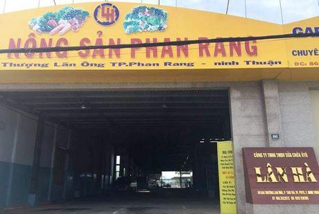 Nhieu tieu thuong o Phan Rang chua dong tinh vao cho moi - Anh 1